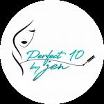 Perfect 10 by Jen Logo