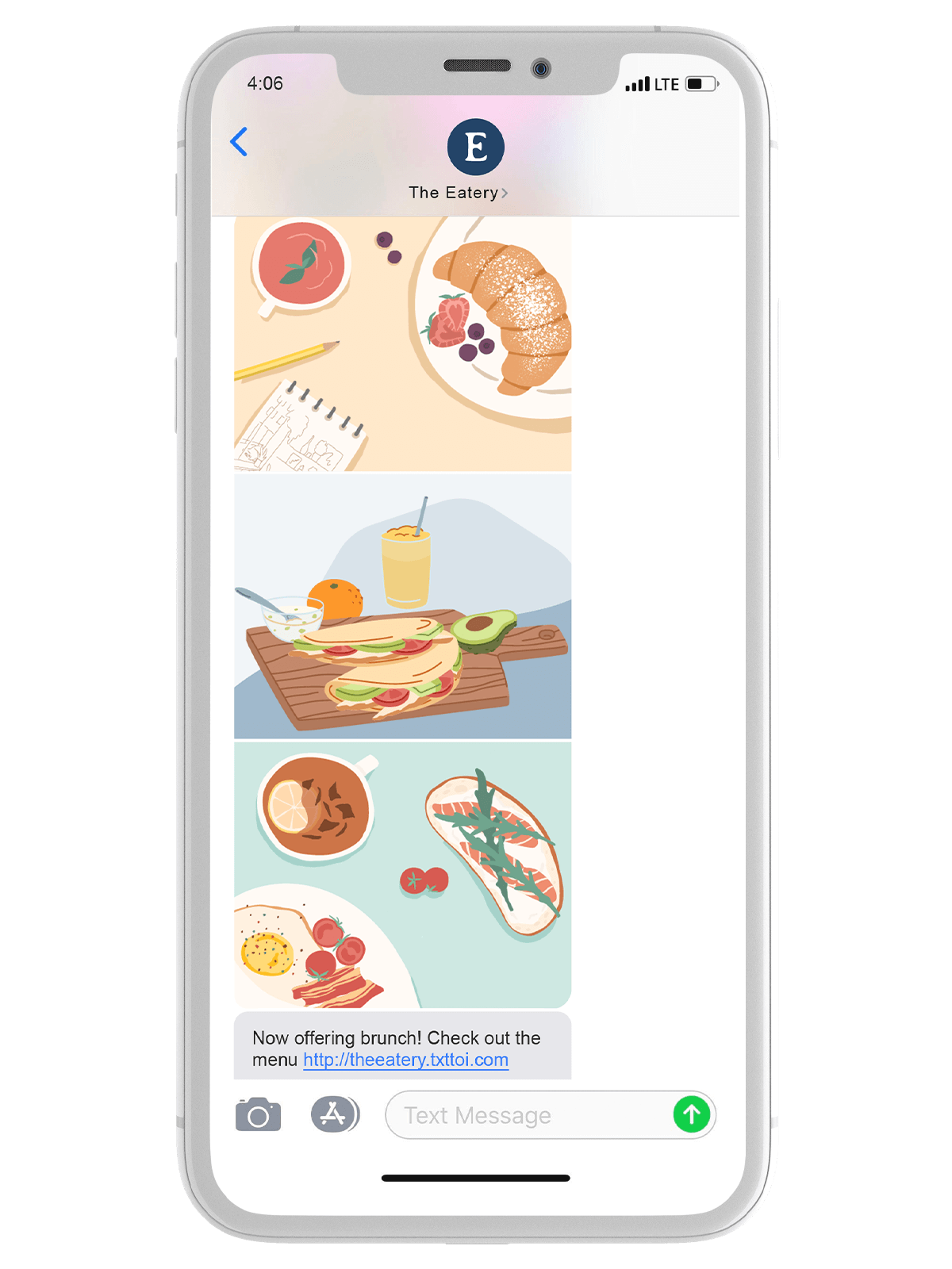 Text messaging for your restaurant