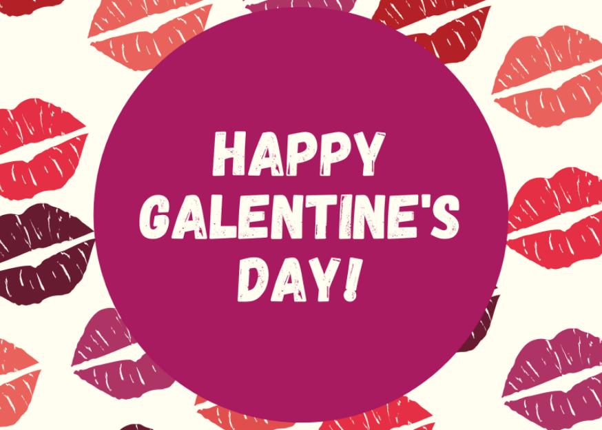 Happy Galentines Day