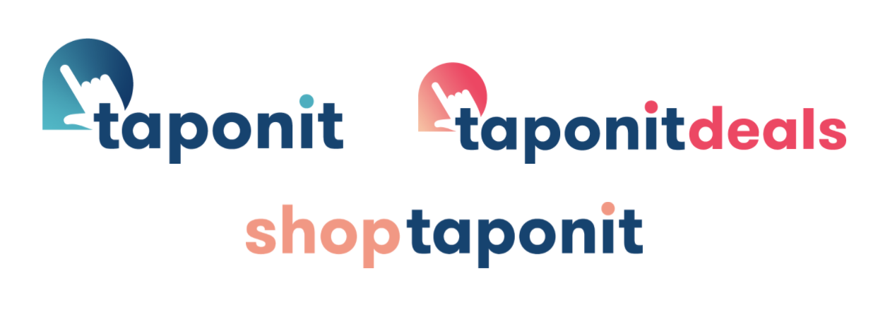 TapOnIt Logos