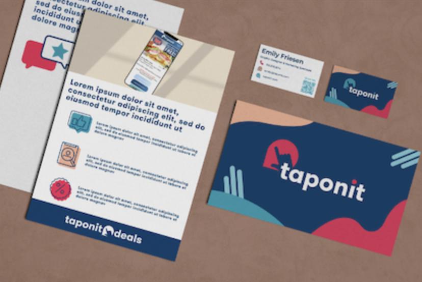 TapOnIt Branding