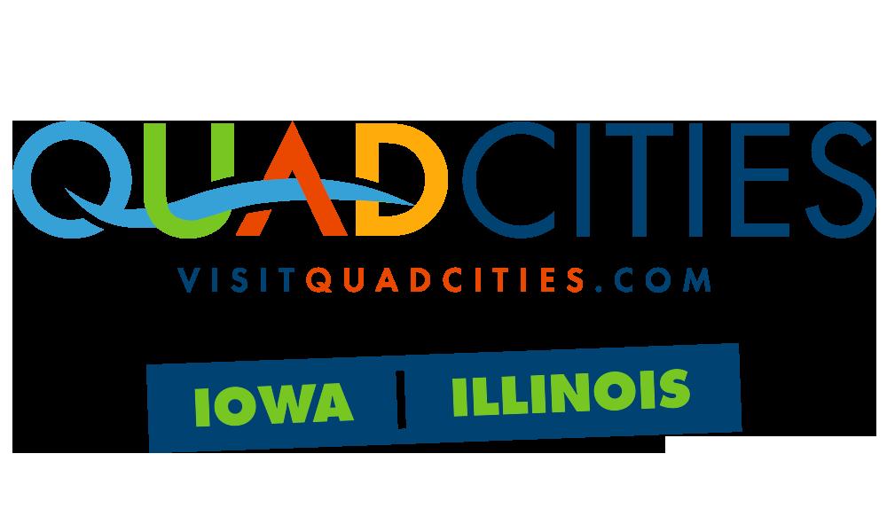 Visit Quad Cities Color Logo