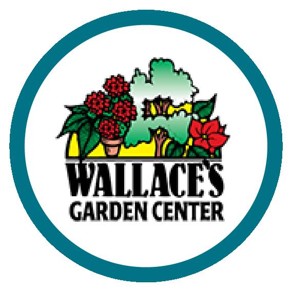 Wallaces Garden Center Logo